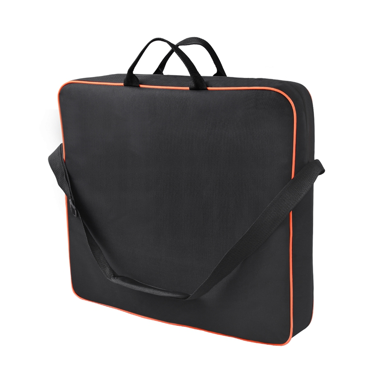 fosoto High Quality Conjoined bag Orange Carry Case For RL-18 Ring Light Lamp And Tripod Stand