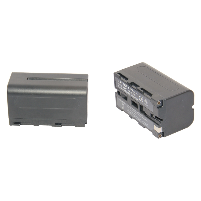 FOSOTO NP-F750 4400mAh 7.4 V Battery For Sony Camcorder