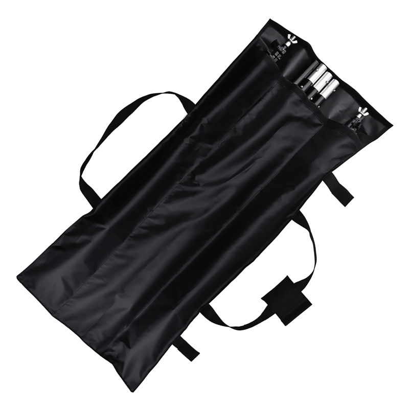 FOSOTO F-263 Strong Background Stand Backdrop Support System Kit 2.8*3M forphotographic studio