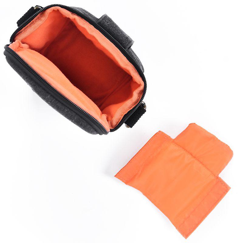 FOSOTO R3 DSLR fashion Camera Water Resistant Canvas Camera Case Shoulder Strap Bag for Canon Nikon Sony video bag