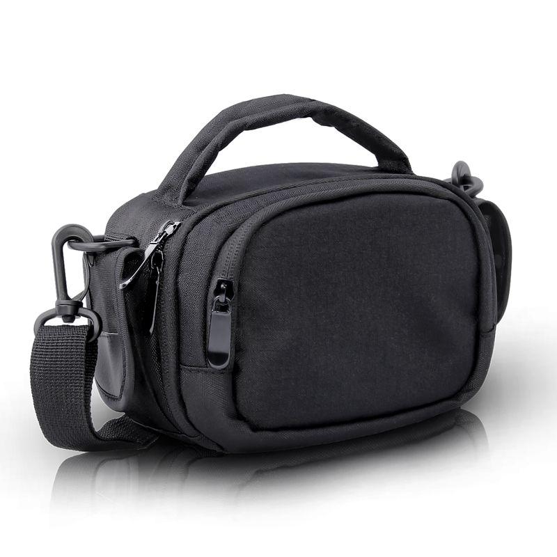 FOSOTO BHV20 Digital DSLR Camera Bag Shoulder Bags Case For Canon HDV-Z20 Video Nikon corresponding SAMSUNG HMX-F90WP Sony HDR-GW77E